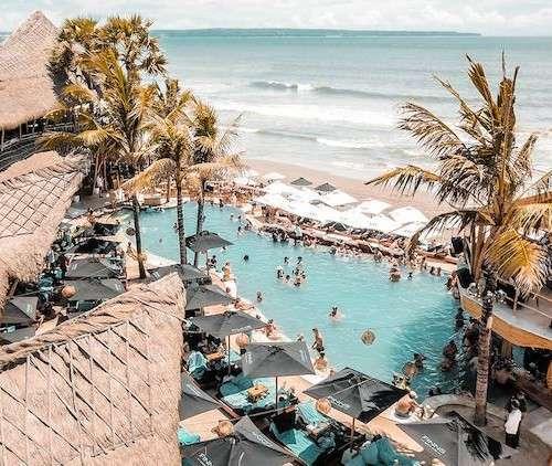 Bali'nin En İyi Beach Clubları