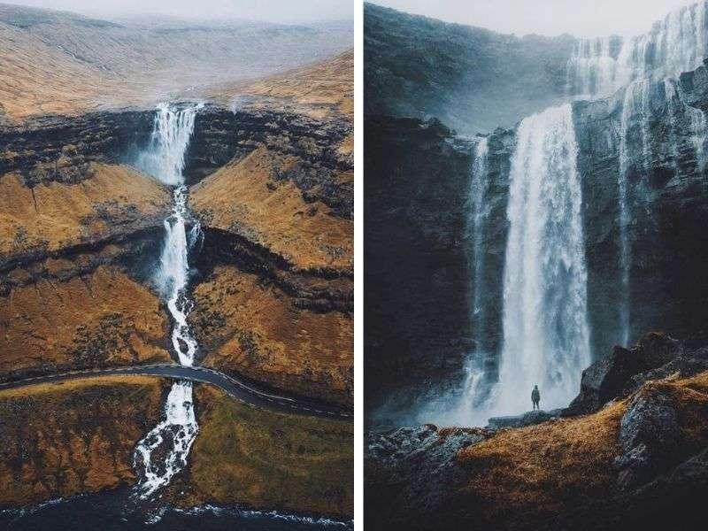 Faroe adalari turu