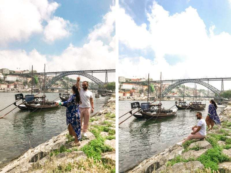 Porto gaia bölgesi
