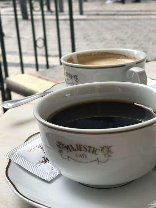 porto majestic cafe