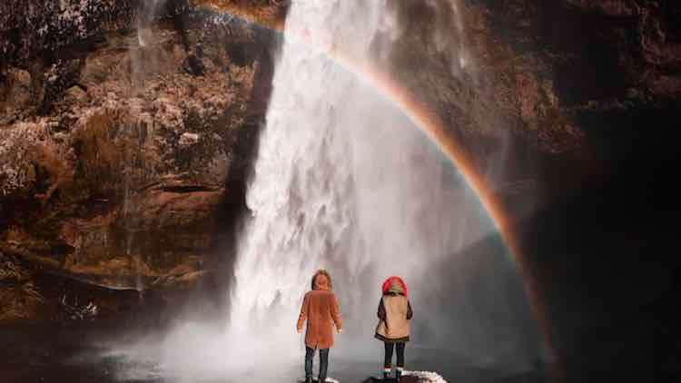 İzlandanın En Güzel Şelaleleri