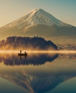 Fuji Dağına Tırmanış