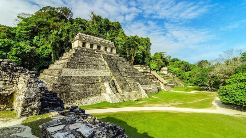 Meksika Palenque