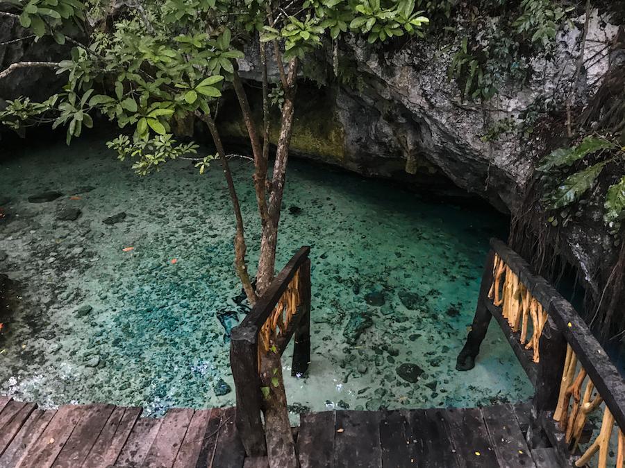 gran cenote meksika