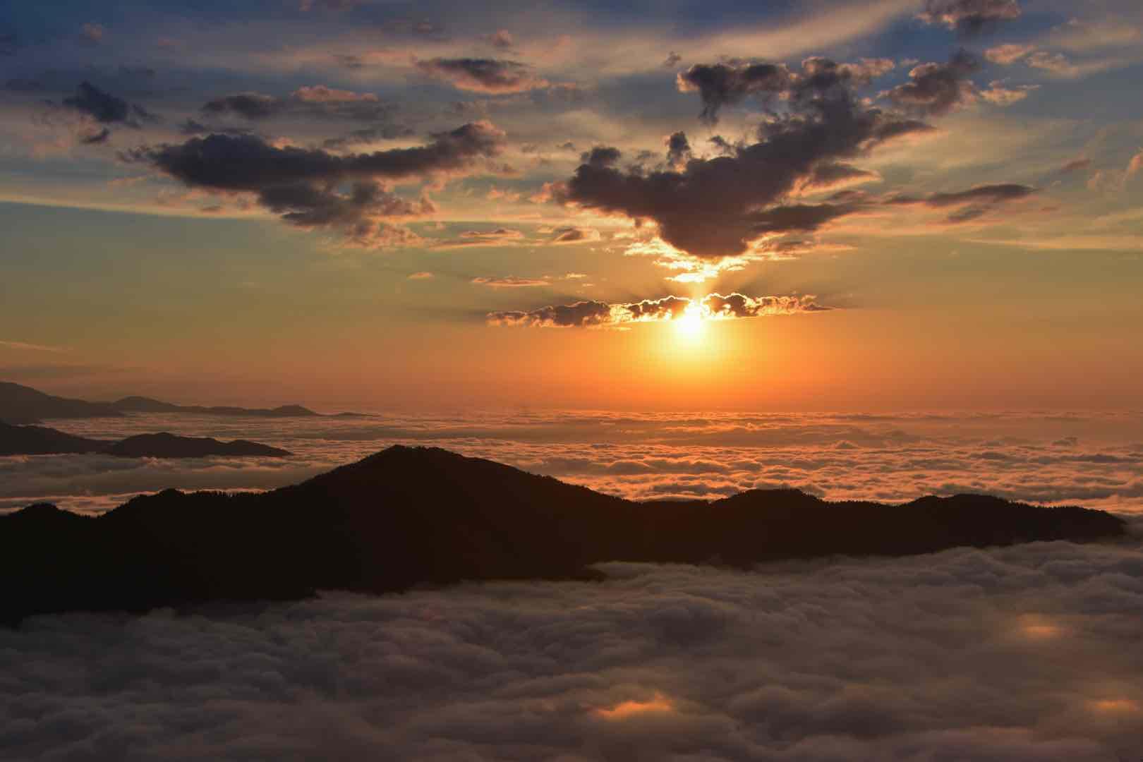 huser yaylasi bulut denizi