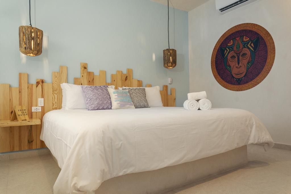 tulum otel mayan monkey hostel tulum